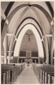 RP: MONTERREY, N.L. , Mexico, 1930-40s ; Interior Templo de la Purisima