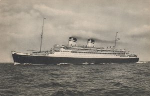 Italia Ocean Liner Conte Di Savoia , 1930s