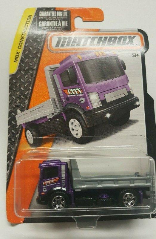 Matchbox Toy Car #41 Pit King