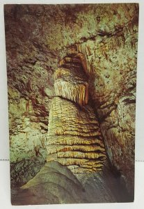 Carlsbad Caverns National Park New Mexico Rock of Ages Vintage Postcard
