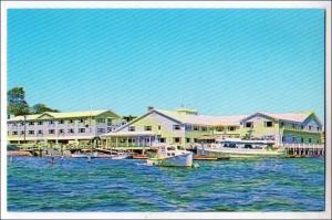 ME - Boothbay Harbor. Fisherman's Wharf Inn