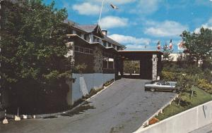 L'Auberge du Roc , BAIE COMEAU , Quebec , Canada , PU-1989