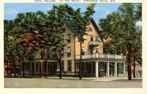 WI - The Dells. Hotel Helland