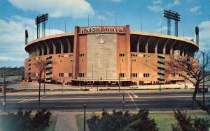 Memorial Stadium, Baltimore, Maryland, Early Postcard, Unused