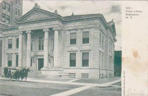 Public Library, Binghamton, New York, 00-10s
