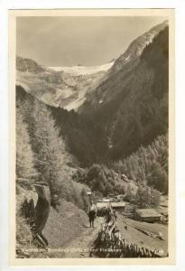RP  Fleisstal mit Sonnblick und Fleisskees, Austria, 1910s