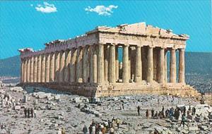 Greece Athens The Parthenon