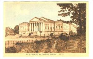 Palais De Justice, Angers (Maine-et-Loire), France, 1900-1910s