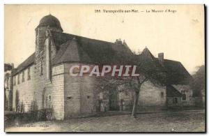 Old Postcard Varengeville Sur Mer Le Manoir D Ango