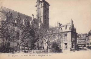 DIJON, La Palais des Ducs de Bourgogne, Cote d'Or, France, 00-10s