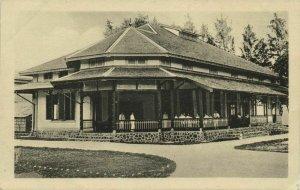 indonesia, BORNEO BALIKPAPAN, Society Klandasan (1920s) Postcard