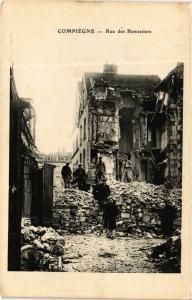 CPA COMPIEGNE Rue des Bonnetiers (375724)