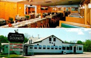 Massachusetts Bellingham Ma Glockner's Restaurant