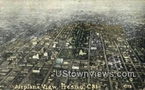Fresno, CA, California, Post Card