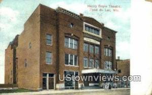 Henry Boyle Theatre