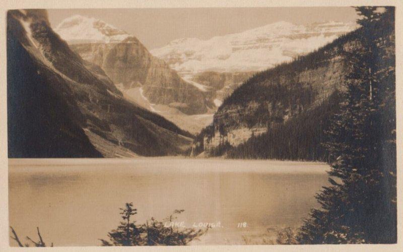 RP: BANFF , Alberta , Canada , 1910-20s ; Lake Louise 118