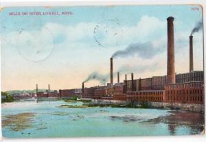 Mills on River, Lowell MA