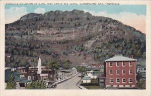 Tennessee Cumberland Gap Pinnacle Mountain At 3000 Feet Above Sea Level
