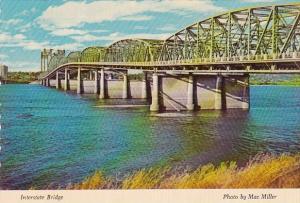 Interstate Bridge Portland Oregon