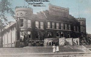 YPSILANTI , Michigan, PU-1911 : Gymnasium