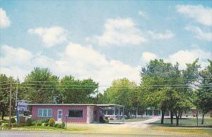 Kentucky Henderson Holiday Motel
