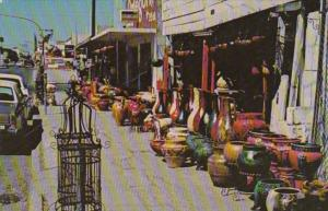 Mexico Nuevo Laredo Typical Market Place