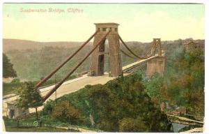 Suspension Bridge, Clifton, Bristol, England, United Kingdom, 00-10s