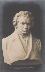 RP:Seffner's Beethoven Bust  , 00-10s