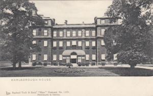 TUCK # 1400, LONDON , UK, 1901-07; Marlborough House