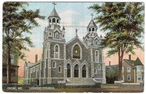 Orono, Me, Catholic Church