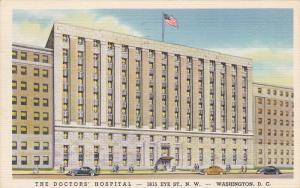 The Doctors' Hospital, Washington D. C., PU-1949