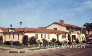 Twin Palms Motel - Santa Barbara, CA