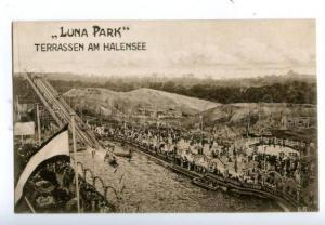 138397 Germany Berlin HALENSEE Terraces Terrassen LUNA-PARK