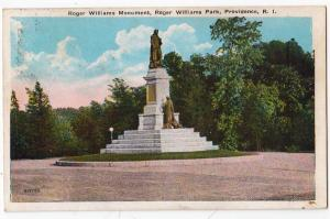 Monument, Roger Williams Park, Providence RI