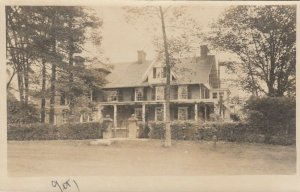 RP: SHARON , Connecticut, 1900-10s ; Local Photographer View #23