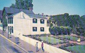 Mark Twain's Boyhood Home Museum Hannibal Missouri