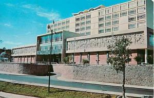 Congressional Building, Quito, Ecuador, Used  ???? Chrome ,