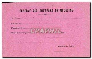 Postcard Pierre Brisson Rue Boissy d & # 39Anglas Paris