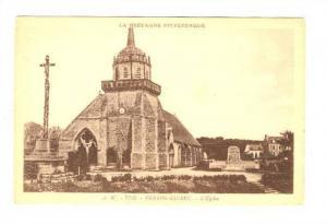 L´Eglise, Perros-Guirec (Côtes-d´Armor), France, 1900-1910s