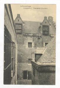 Gevangenpoort, Binnenplaats-Courtyard, ´s-Gravenhage (South Holland), Nether...