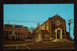 PA St Ann's Monastery SCRANTON PENNSYLVANIA PENN PC
