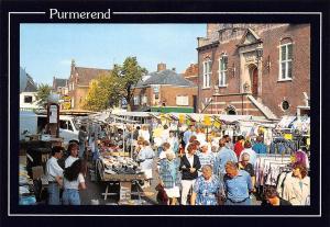 Netherlands Purmerend Market Place Marche
