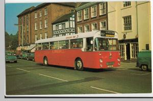Buses; Midland Red 6416, Leyland PSU 3A/2R, Built 1971 PPC, By Pike Cards