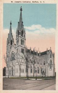 St Joseph's Cathedral Church - Buffalo NY, New York WB