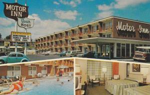 Motor Inn , Niagara Falls , Ontario , Canada , 50-60s