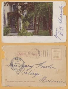 Kenosha, WIS., Kemper Hall - 1905