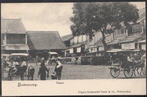 Indonesia Postcard - Buitenzorg Passer   RT1919