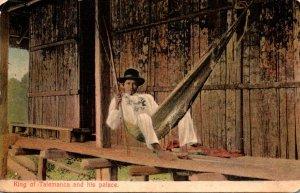Panama King Of Talemanca and His Palace