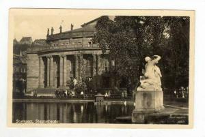 RP, Staatstheater, Stuttgart (Baden-Württemberg), Germany, 1920-1940s