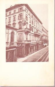 Italy -Pension de Famille Hotel.